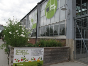 More than just a garden site, the Stop is based in a revamped centre with arts, education, culture and community.